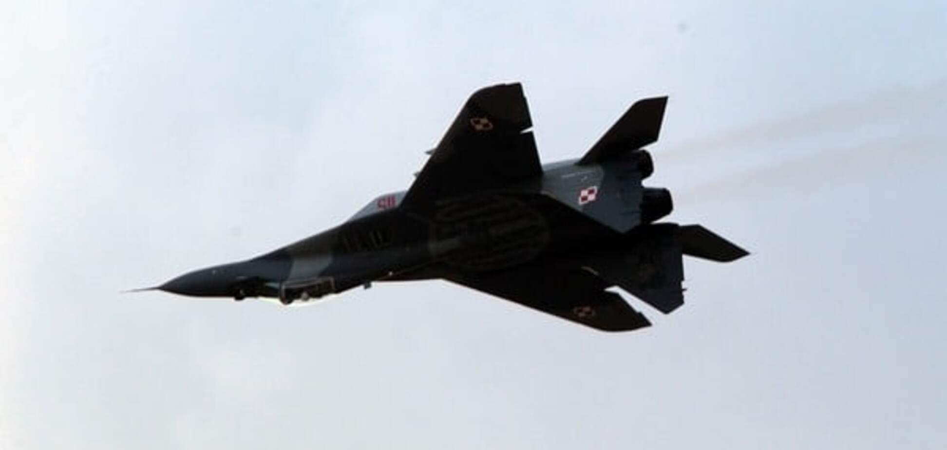 В українця знайшли запчастини до винищувача МІГ-29 на 1 млн гривень