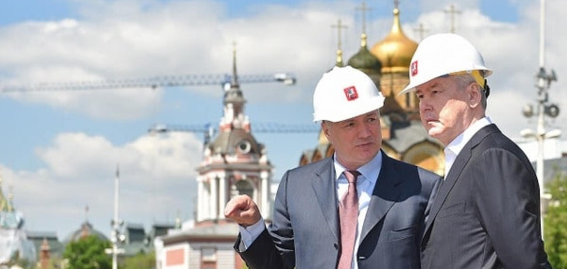 Коррупция в высоких кабинетах Московской мэрии