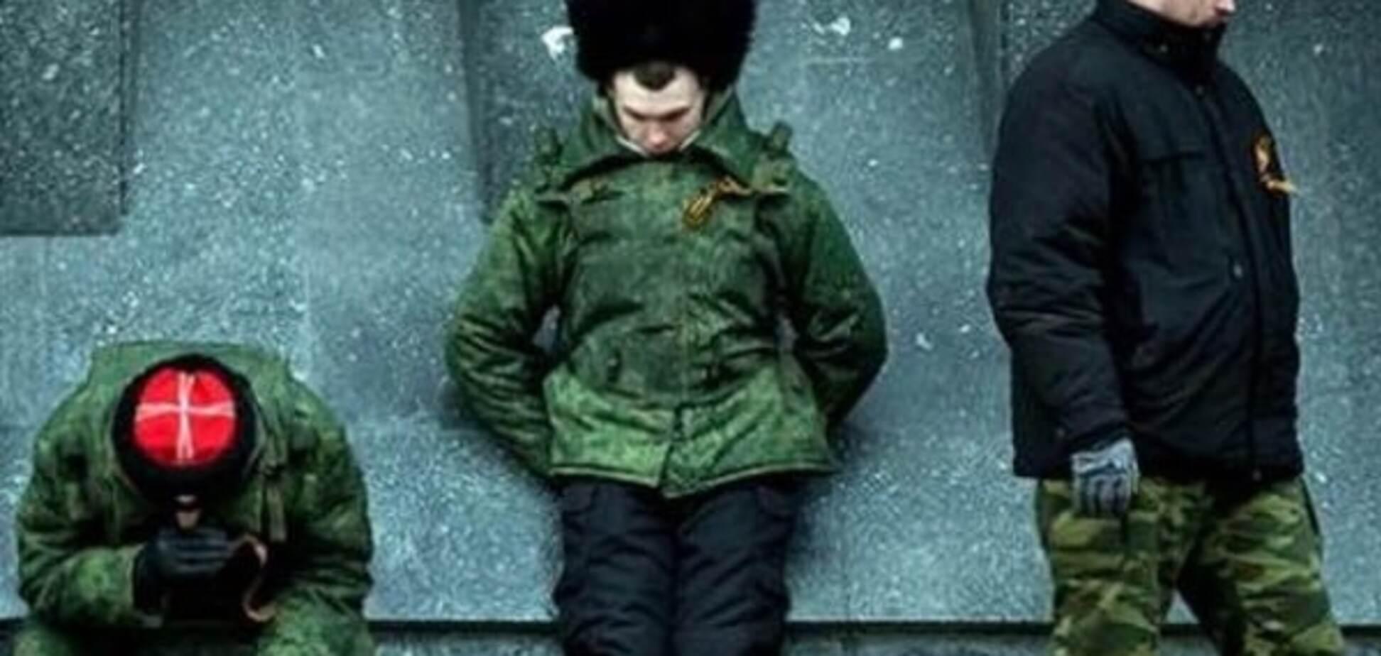 'Козаком' менше: на Луганщині 'взяли' терориста з 'війська Донського'