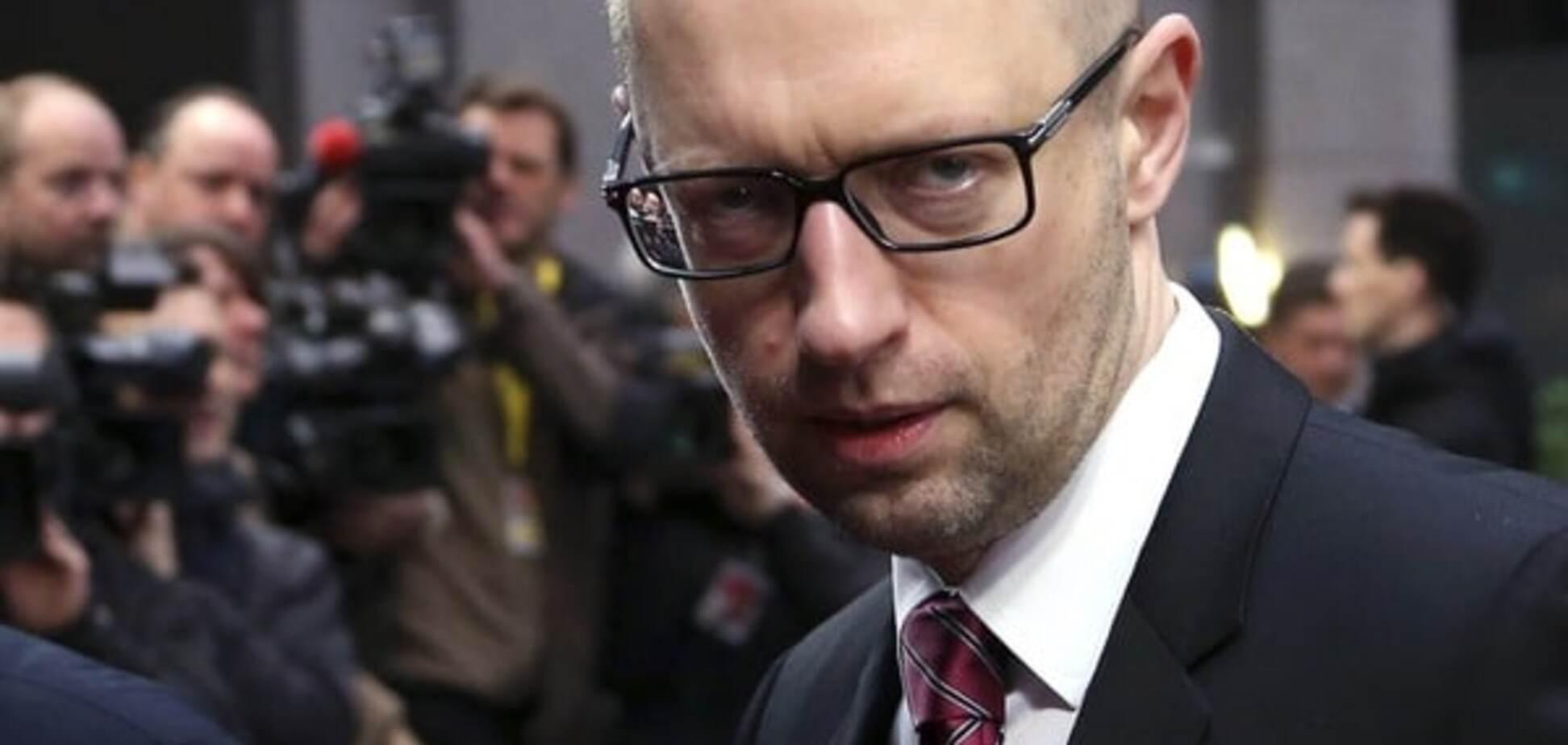Щоб усі боялись, щоб не насміхались: українці підшукали Яценюку роботу в Росії