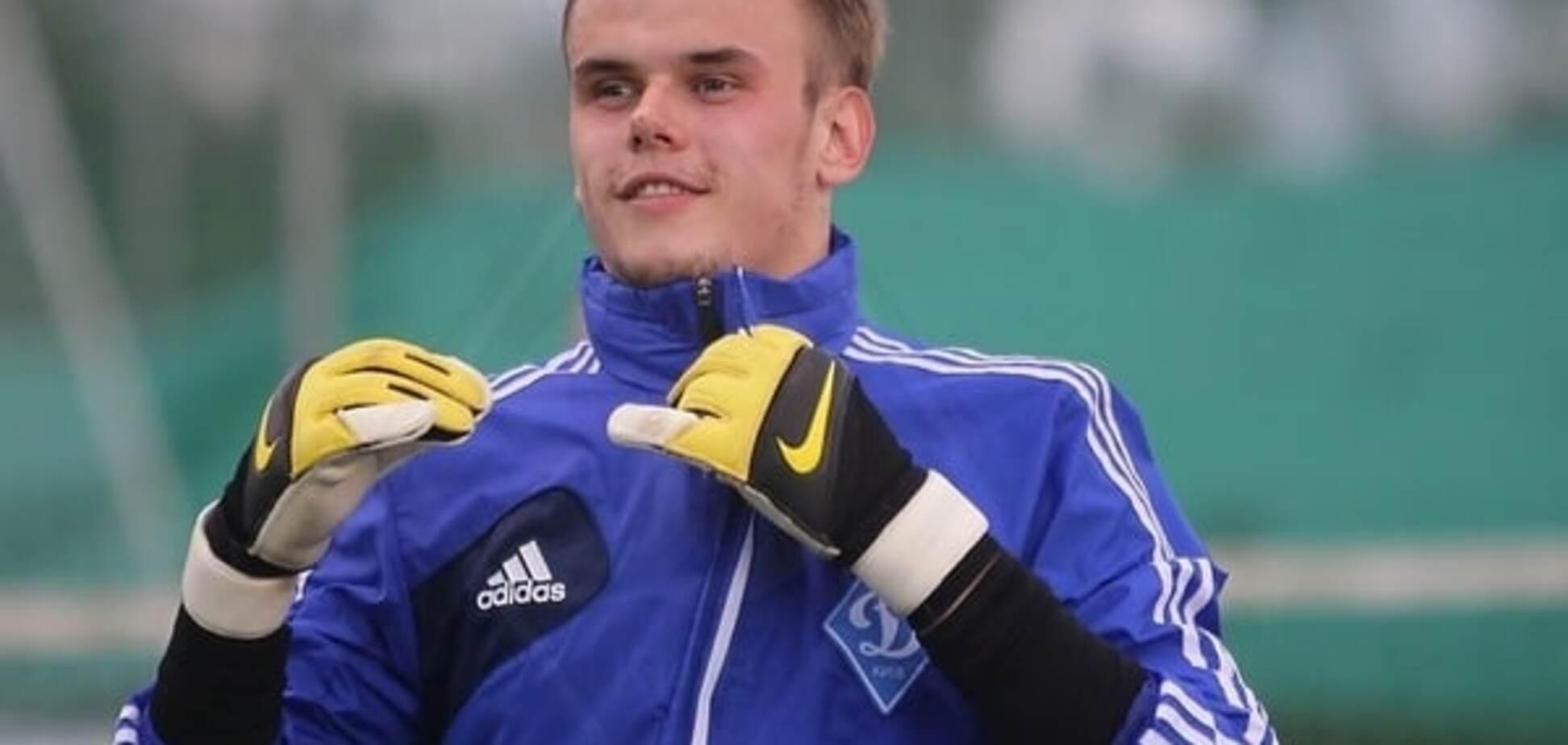 Воротар 'Динамо' розповів, як виступить збірна України на Євро-2016