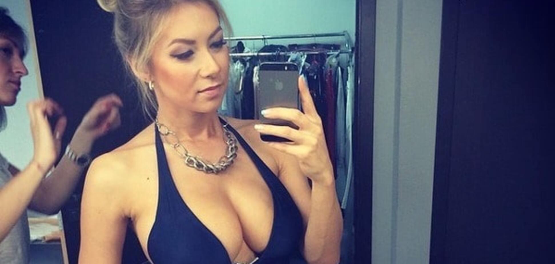 Ведущей Евро-2016 на канале 'Футбол' назначена сексуальная модель: фото красотки