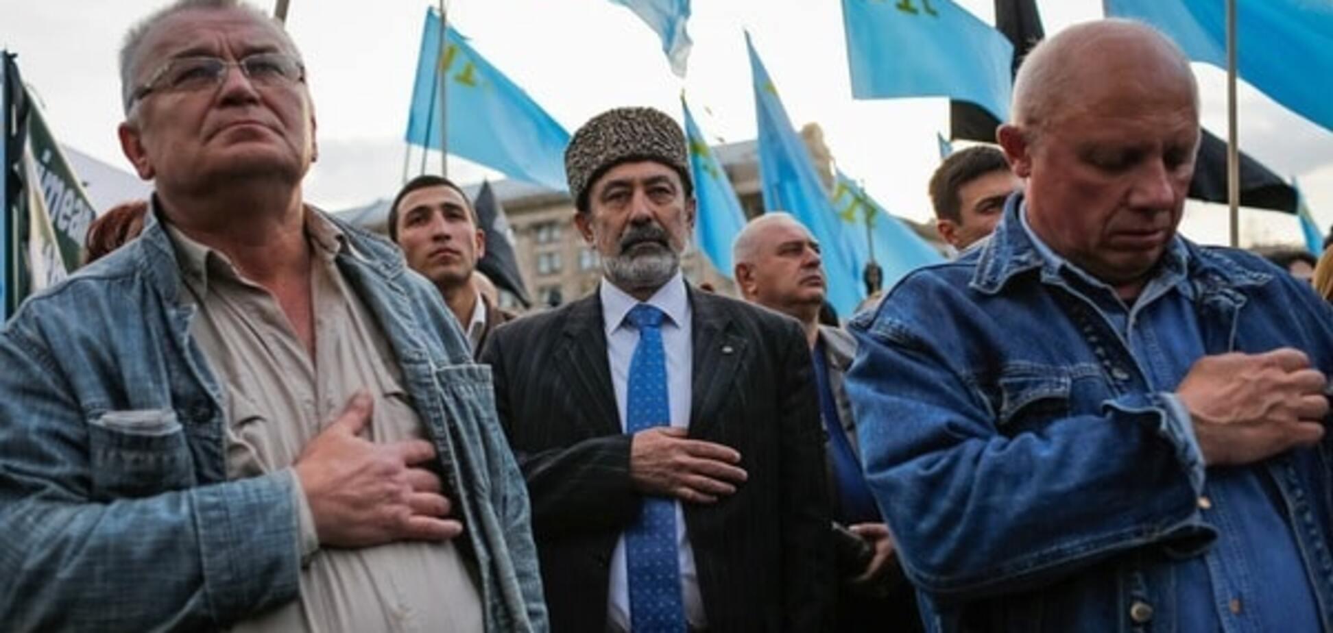 Кримські татари на межі стихійних бунтів - Муждабаєв