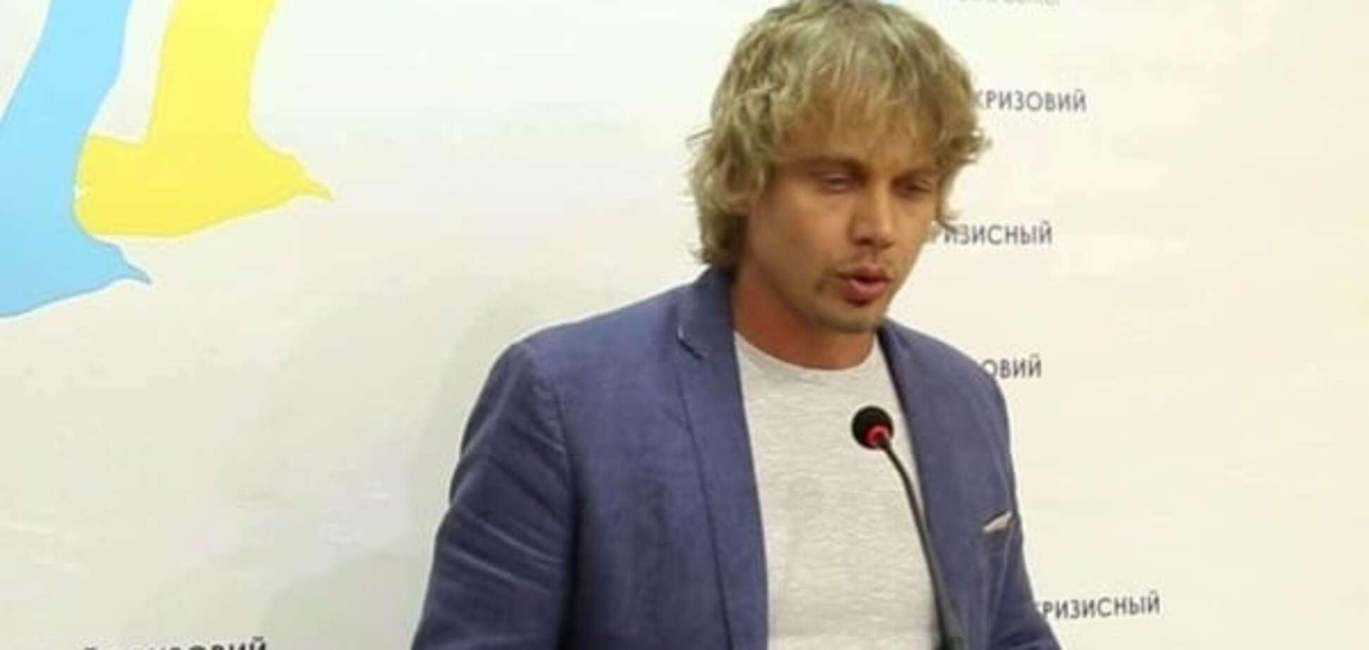 Александр Погорелый