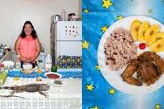 Чем бабушки в разных странах кормят внуков: впечатляющие фото