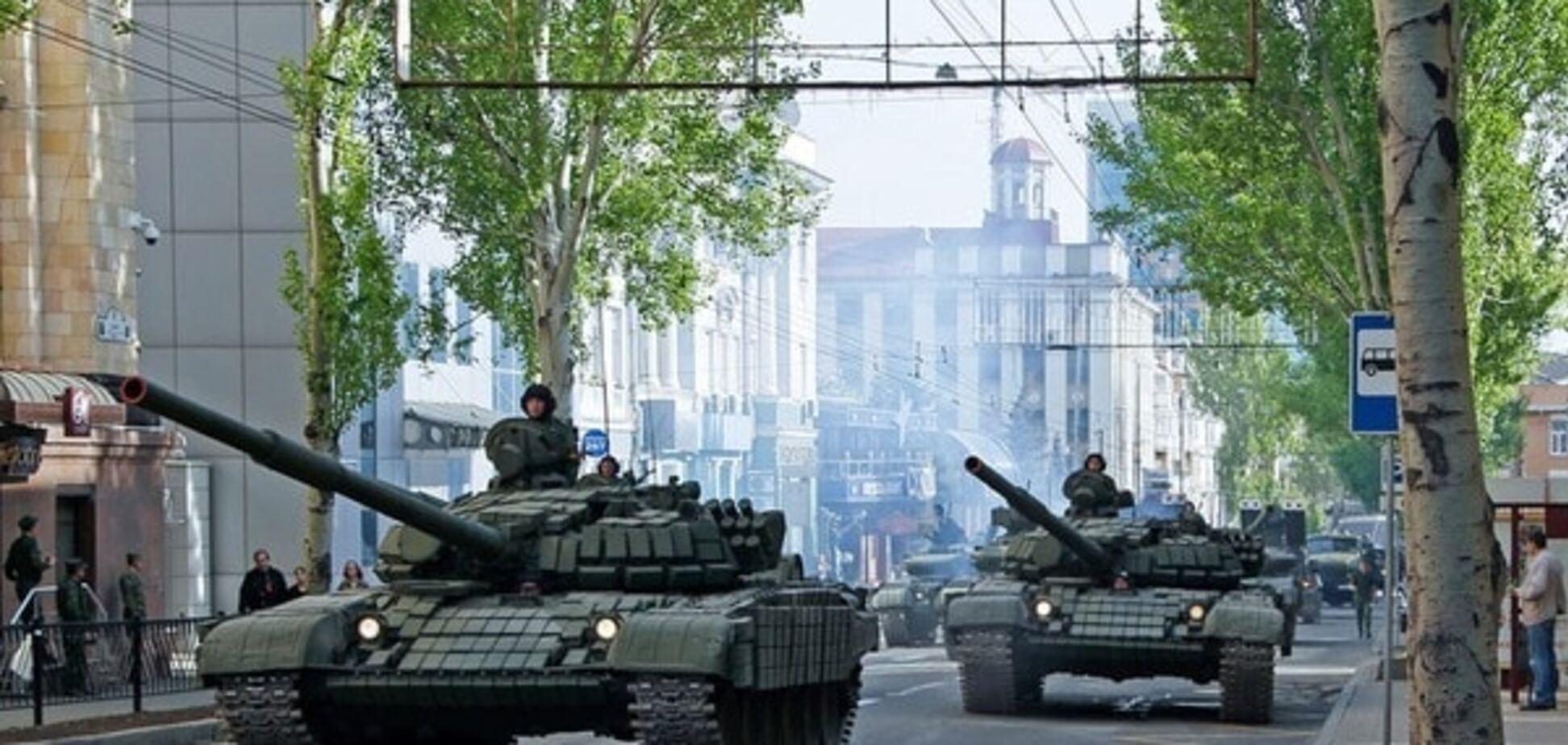 Можлива масова загибель: у 'ДНР' готують провокацію з 'літаком ЗСУ і хімзброєю'
