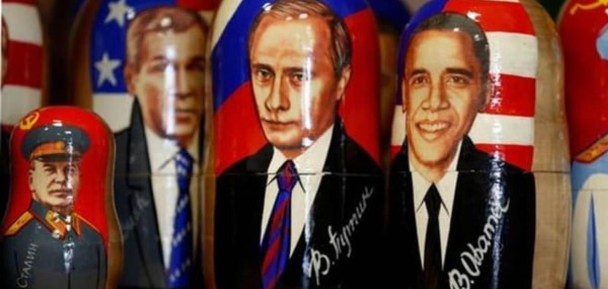 Сталін, Буш, Путін, Обама