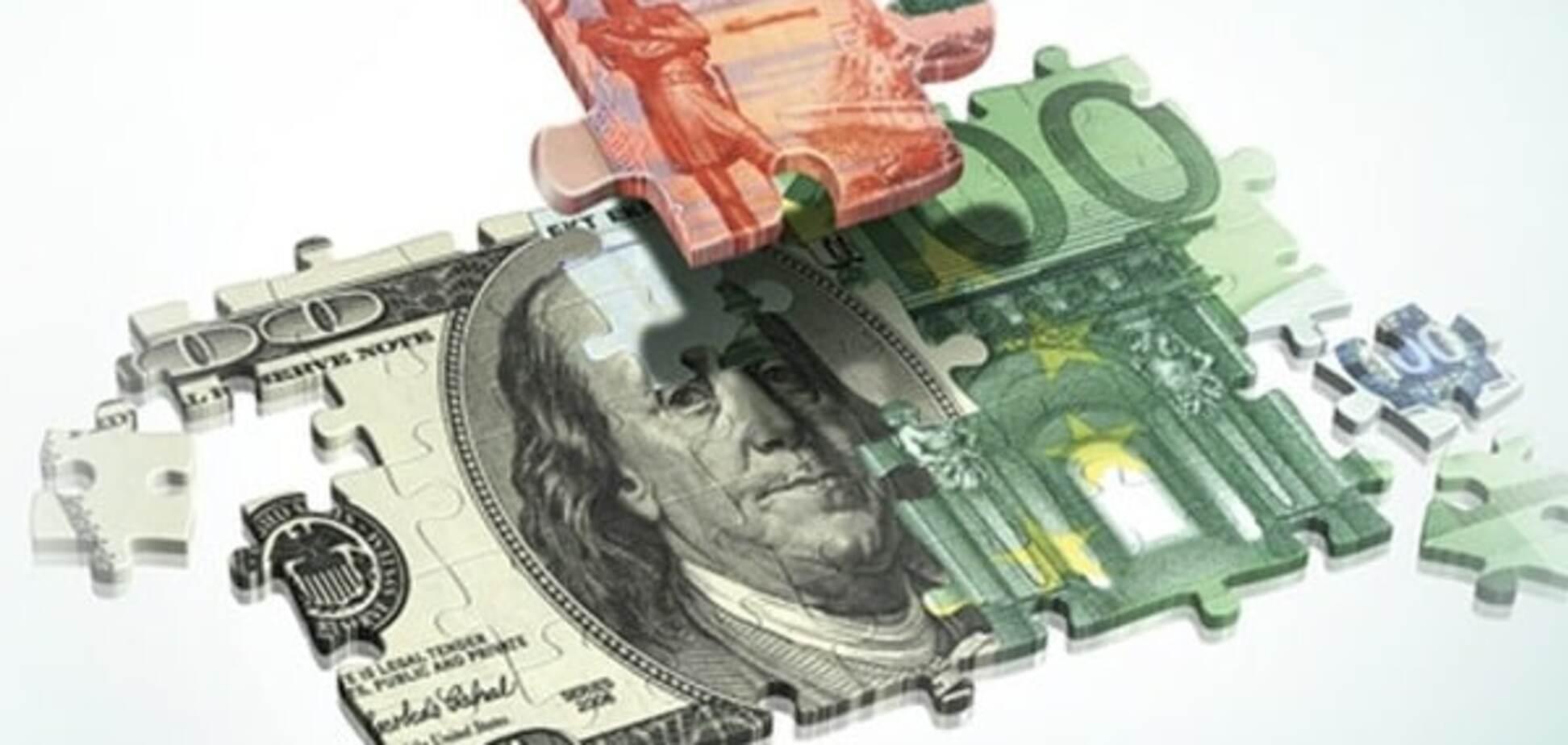 Из чего складывается курс валюты