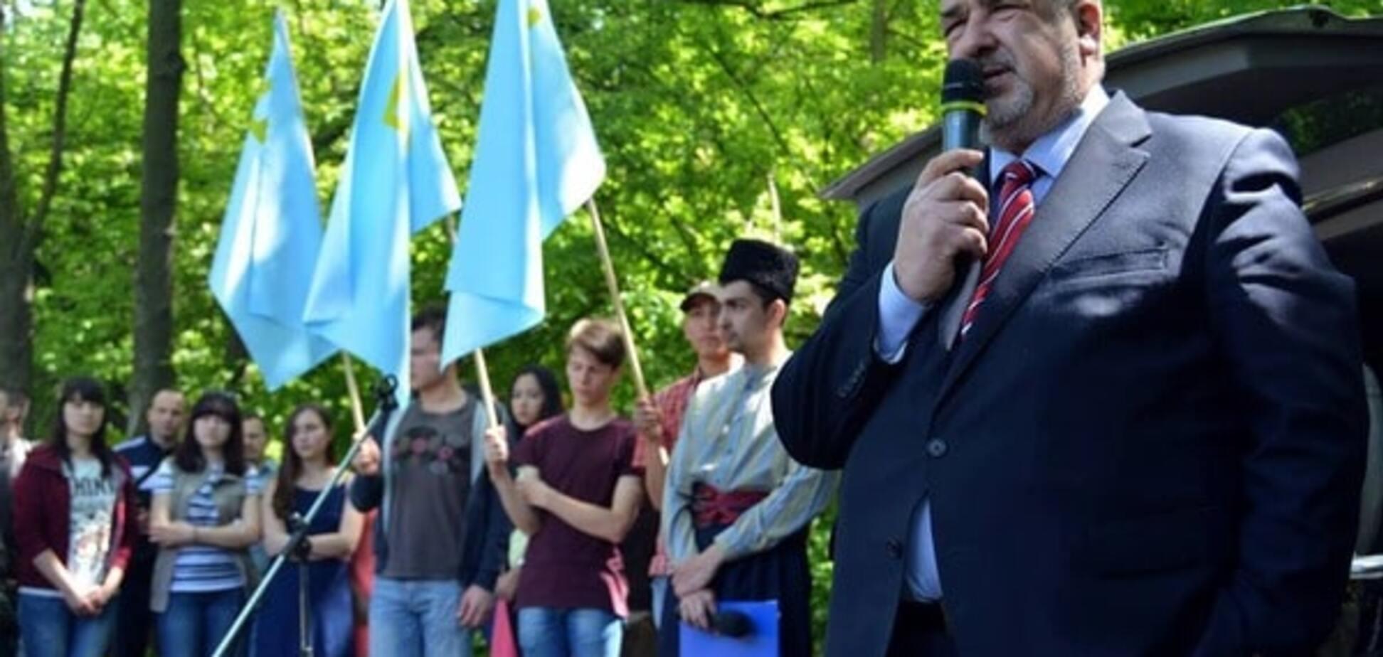 Рефат Чубарова