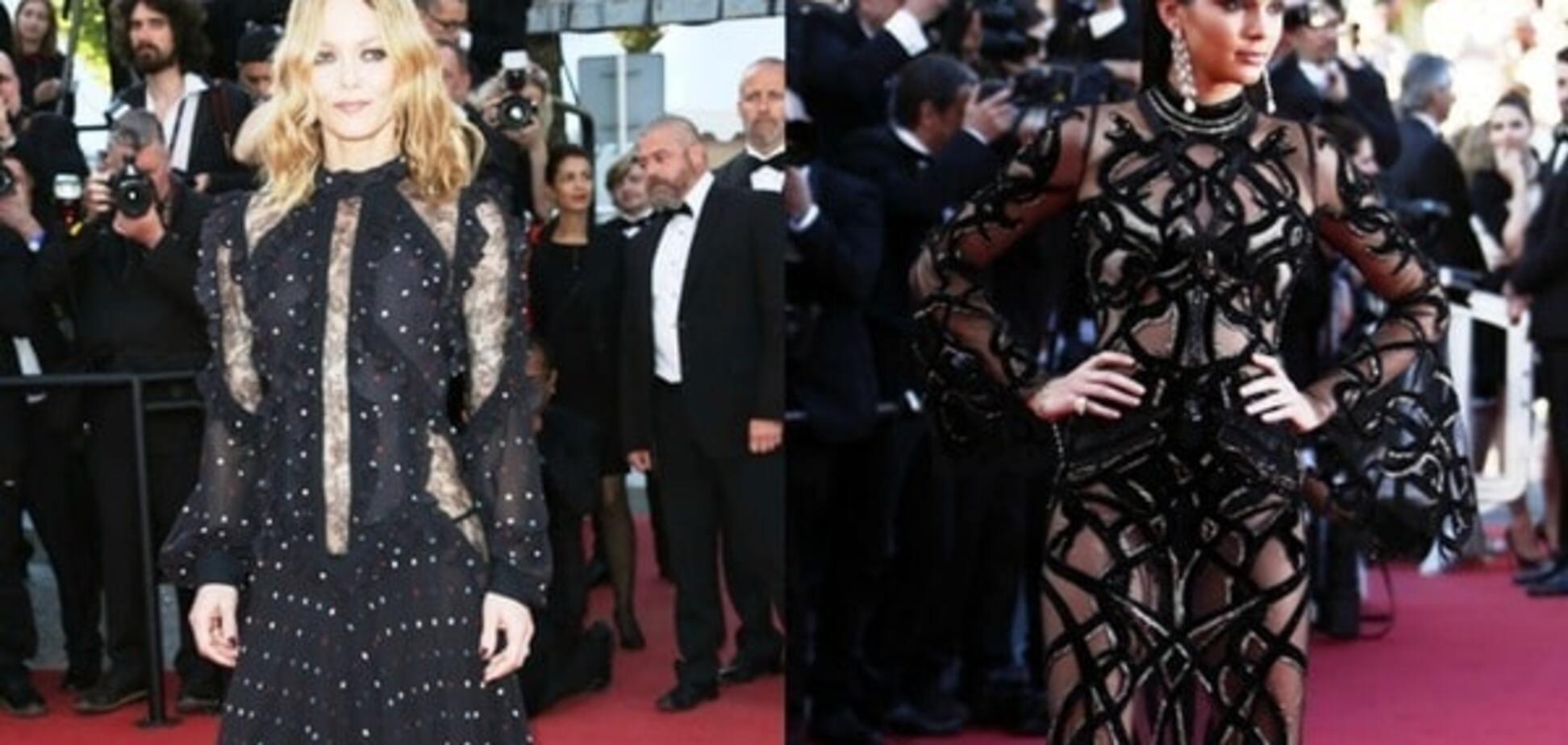 Ванесса Параді та Кендалл Дженнер вразили Канни 'голими' сукнями