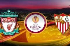 Ливерпуль - Севилья Лига Европы финал