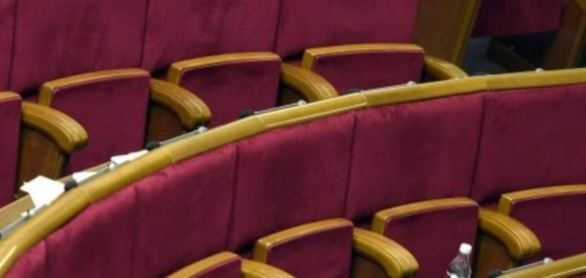 Довыборы в Раду: стали известны первые претенденты на мандаты