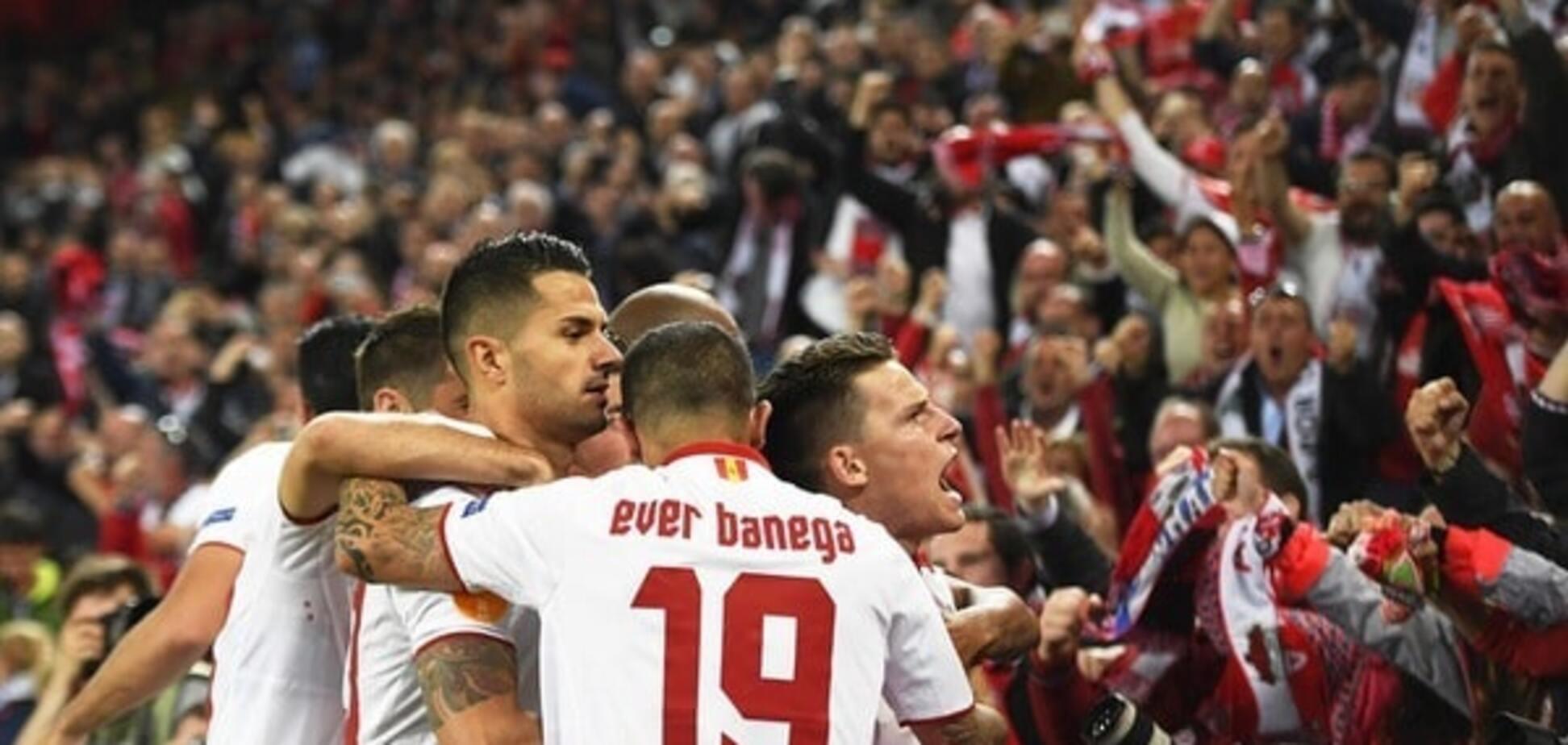 Севілья Ліга Європи 2016