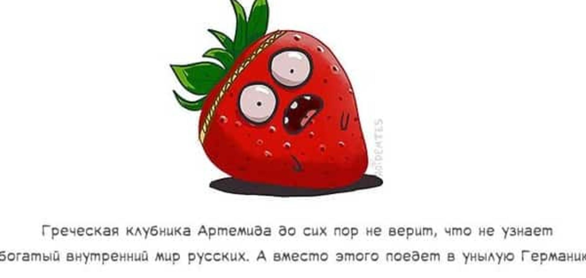 Россия продукты