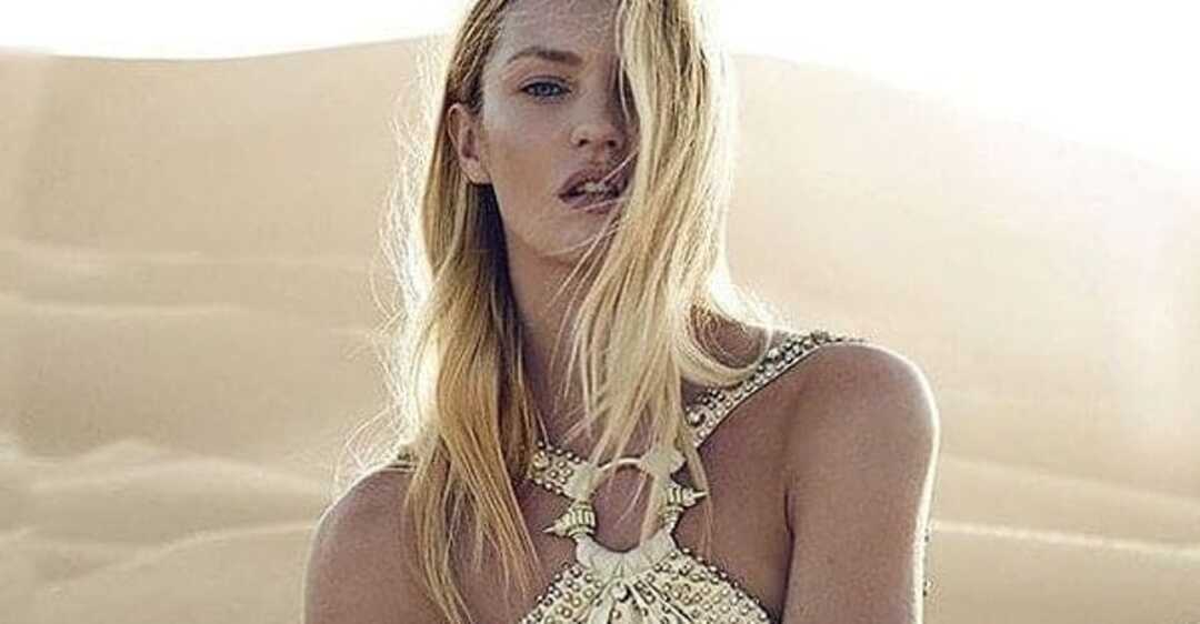 Candice Swanepoel As The New Face Of Givenchy Dahlia Divin Tiava 1