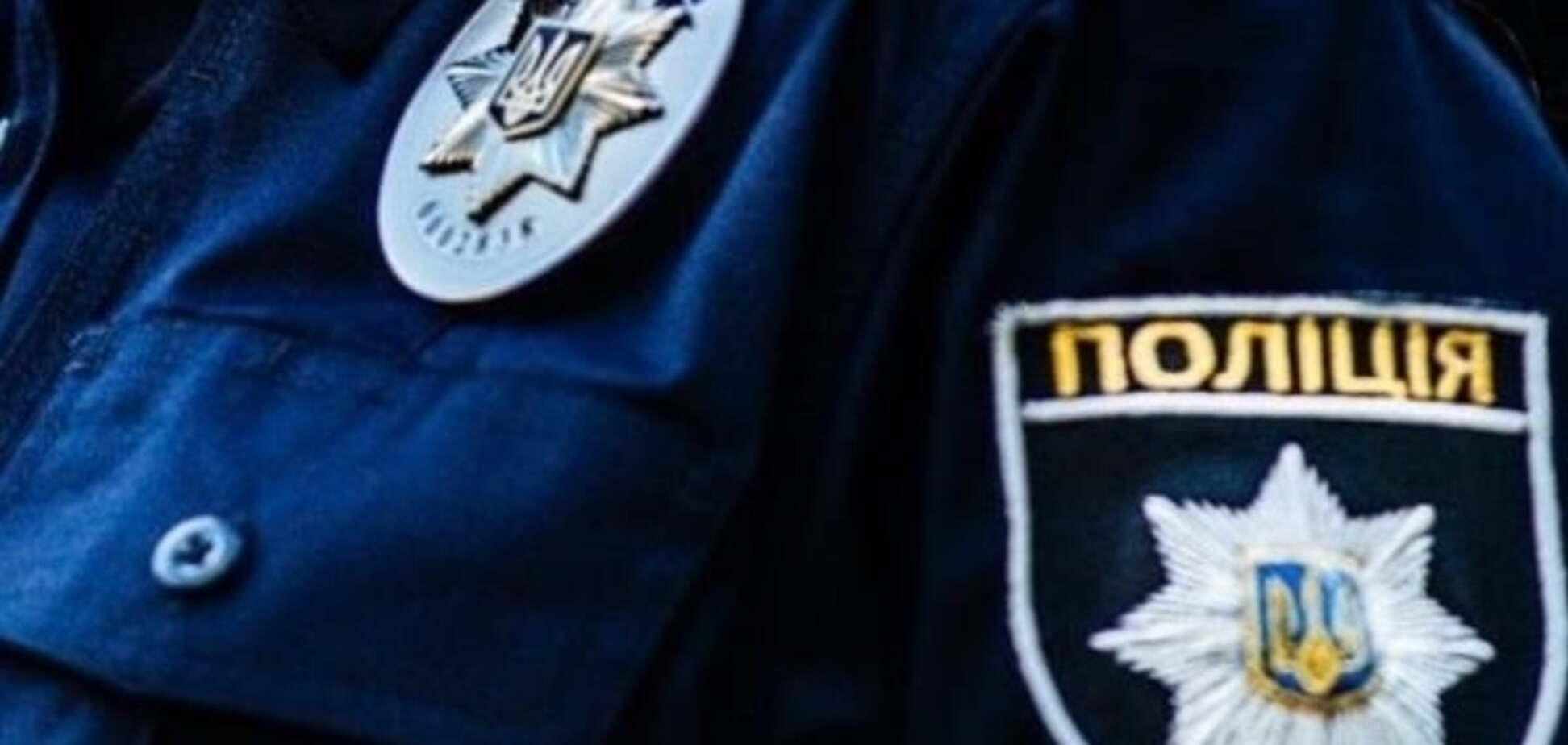 В Киеве полиция задержала вооруженных бандитов: опубликованы фото