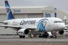 Літака компанії EgyptAir