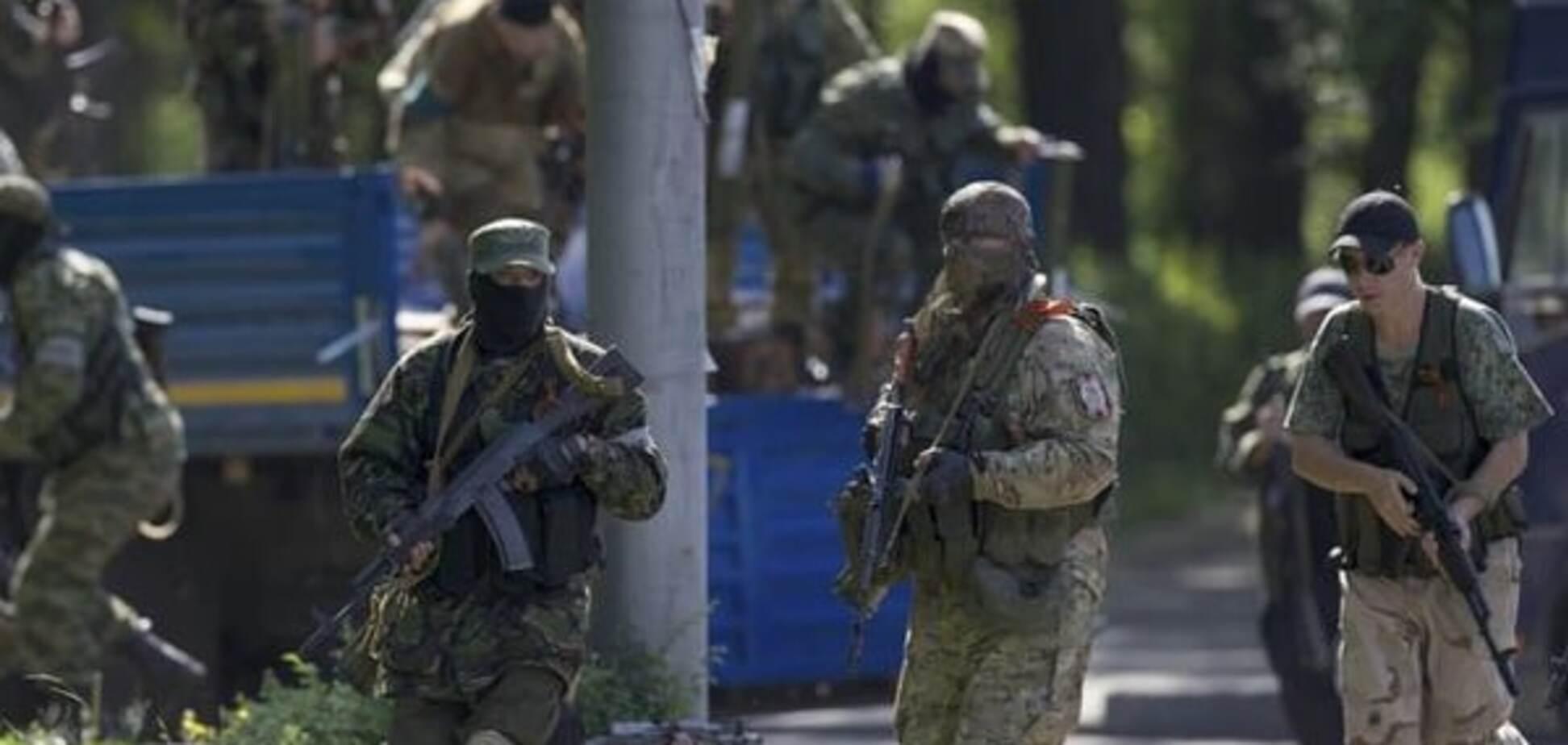 бойовики Донбасу