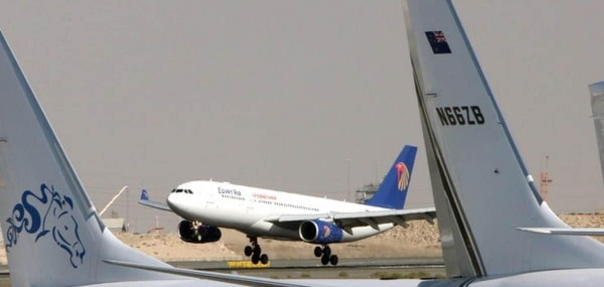 Експерт назвав ймовірну причину катастрофи літака EgyptAir