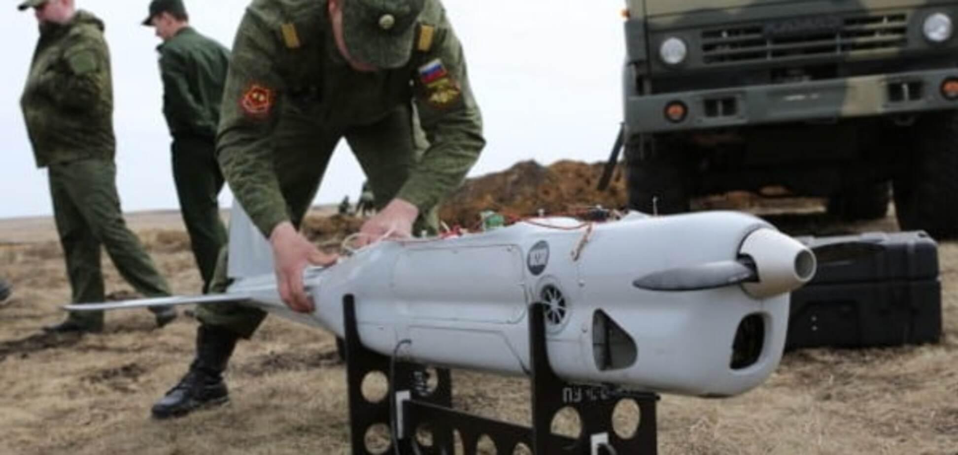 Зашли с тыла: беспилотник террористов снова сбросил взрывчатку на украинских военных