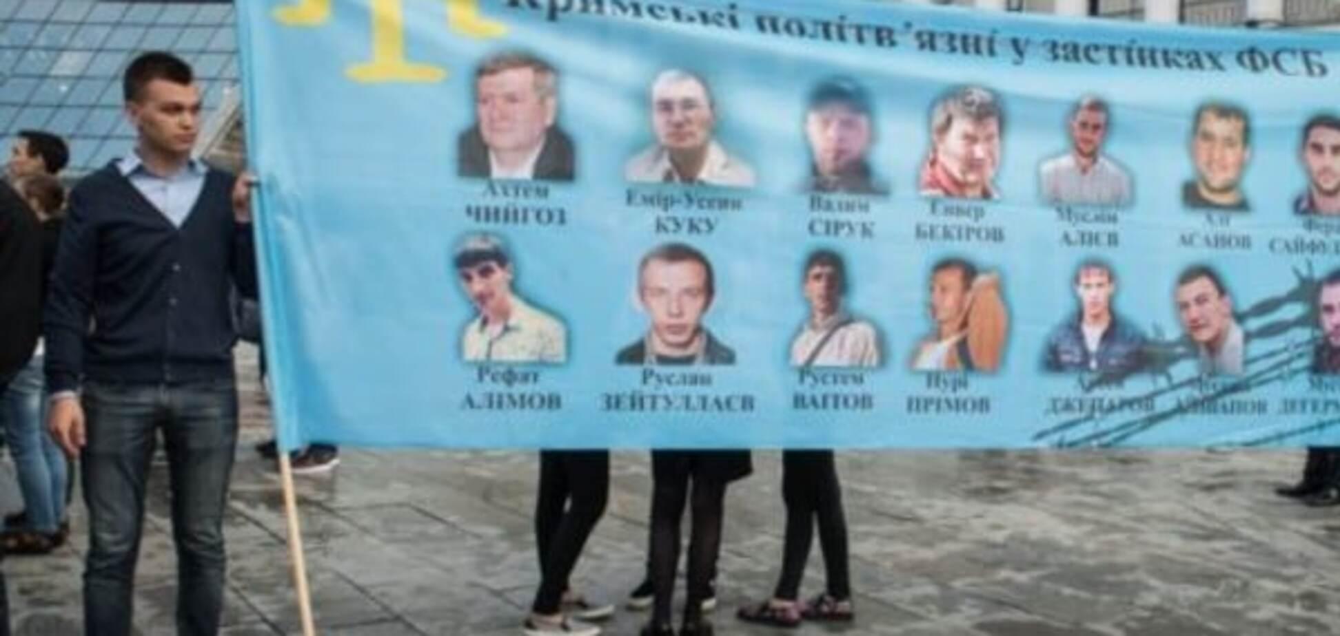 Кримський татарин перерізав собі горло в суді, відмовившись від російського громадянства