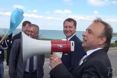 Губернатор Херсонщини Андрій Гордєєв
