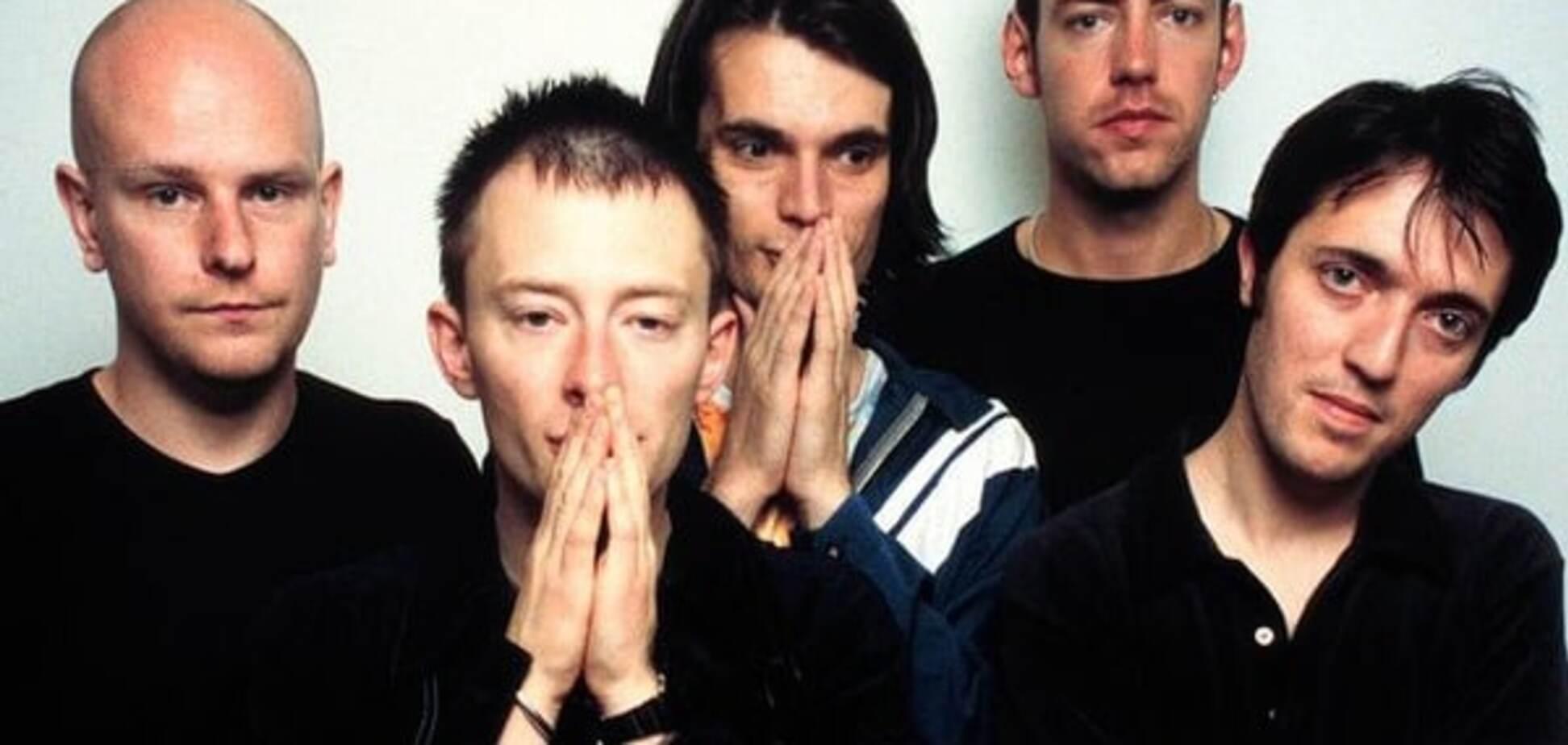 Radiohead шокували фанів: група повністю пішла з соцмереж
