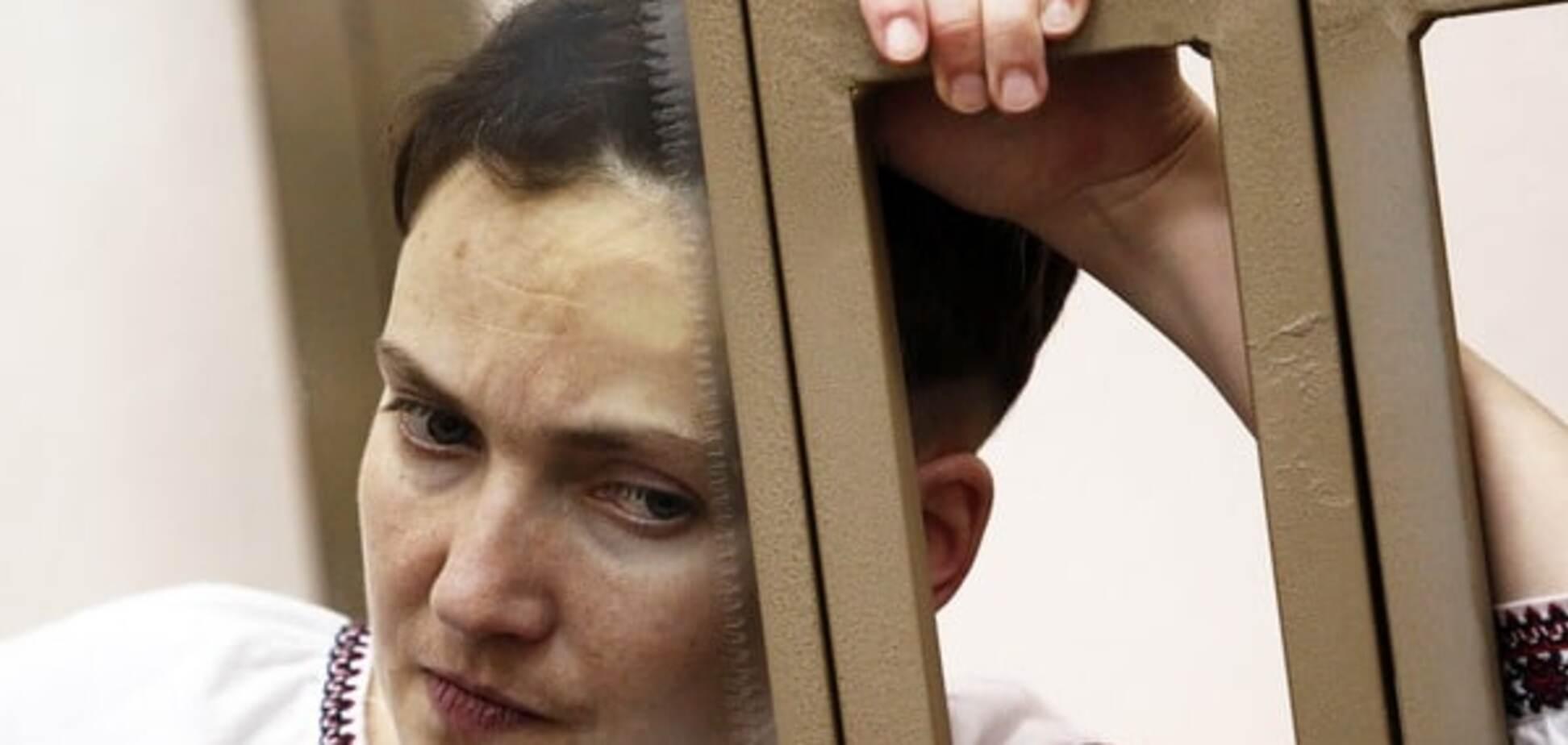 Адвокат розповів про стан Савченко