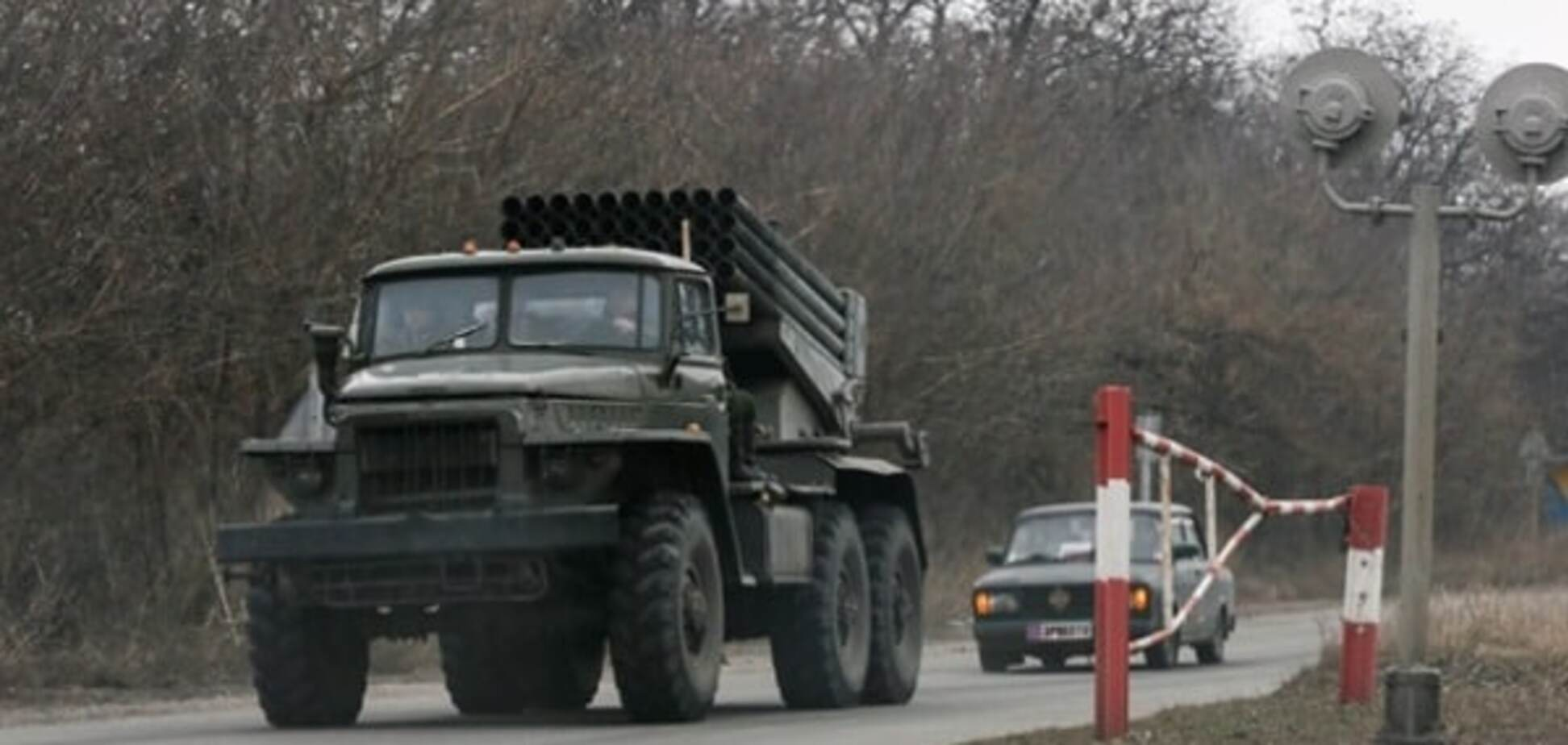 Терористи стягнули під Донецьк танки, 'Гради' й артилерію