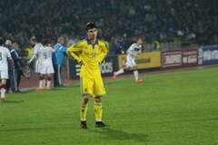 Руслан Малиновский сборная Украины