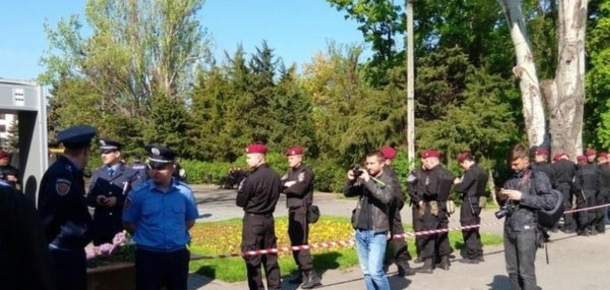В Одесі вжили безпрецедентні заходи безпеки