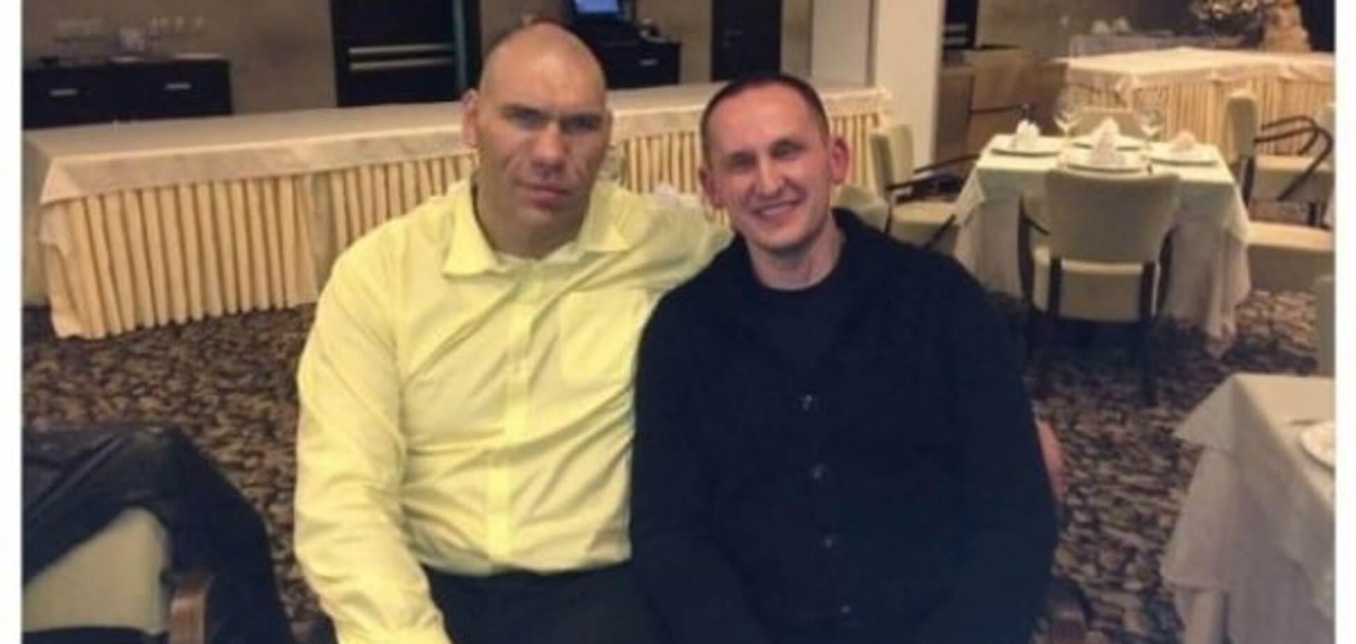 Шевцов и Валуев