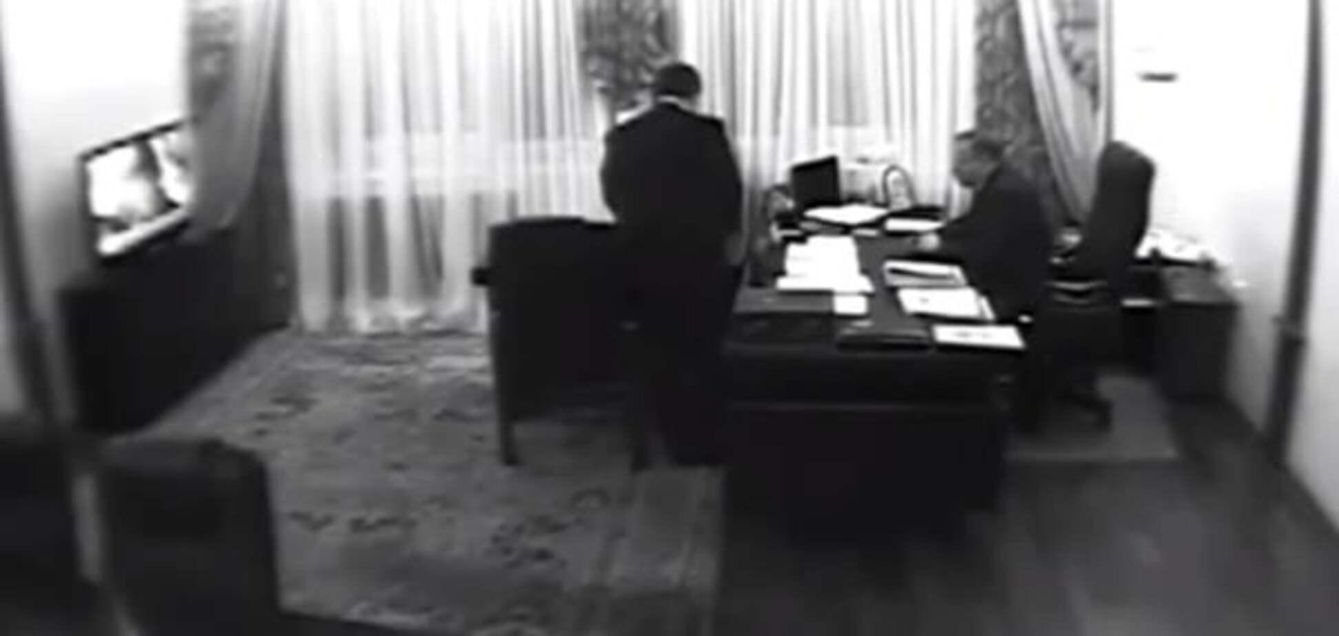 Переговори в кабінеті Чеботаря