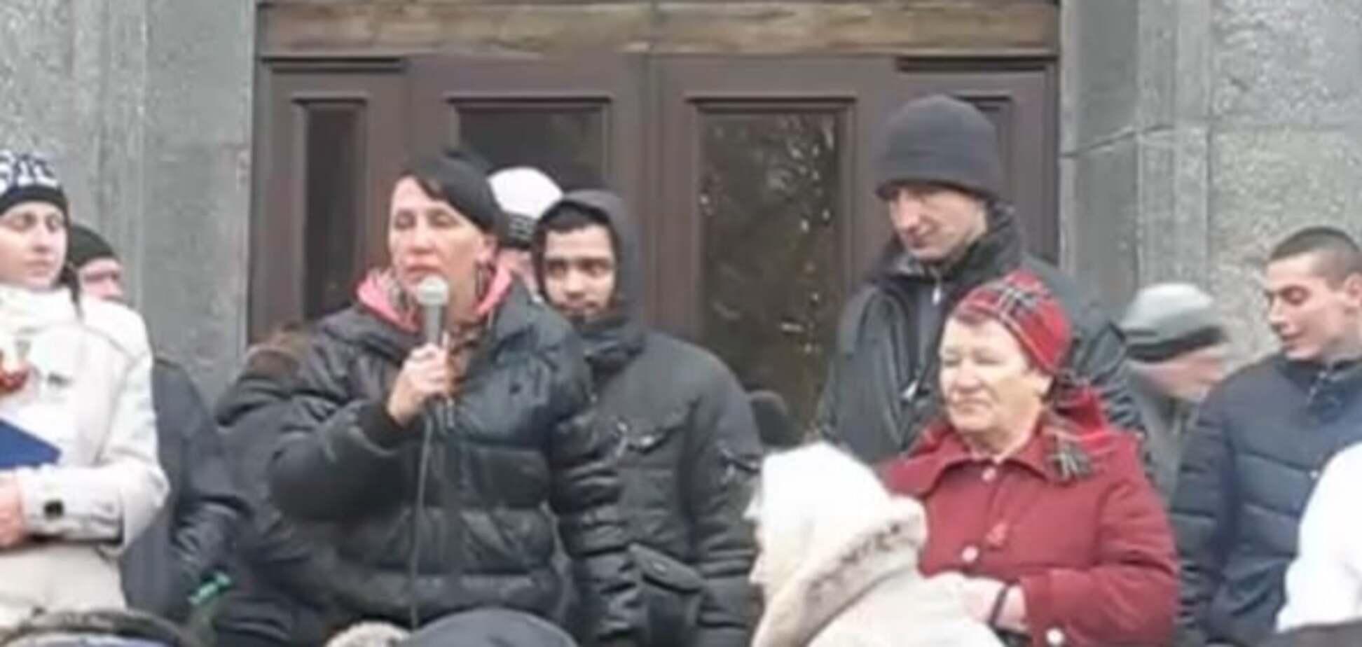 Очевидець 'русской весны' в Луганську: не думали, що за цими ідіотами стоїть реальна сила