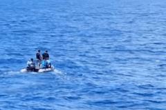 Крах EgyptAir: опубліковано відео пошукової операції