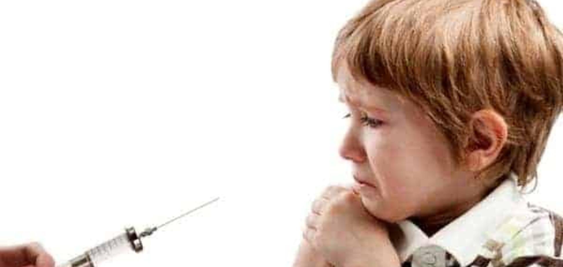 Детский страх уколов рождается по вине родителей