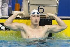 Андрій Говоров плавання