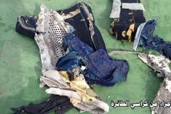 Катастрофа лайнера EgyptAir