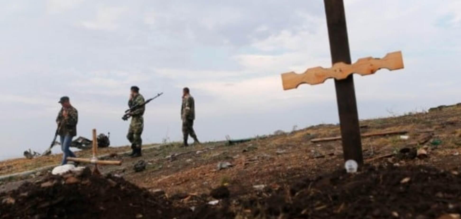 Росіяни приховують реальні втрати на Донбасі