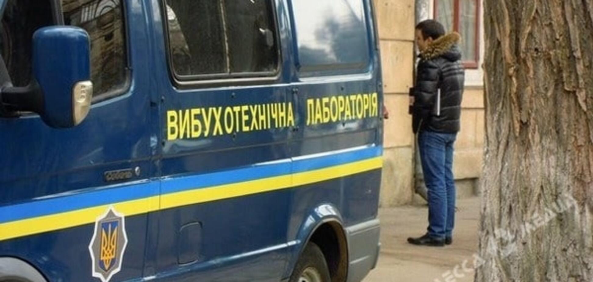 Вибух в Одесі