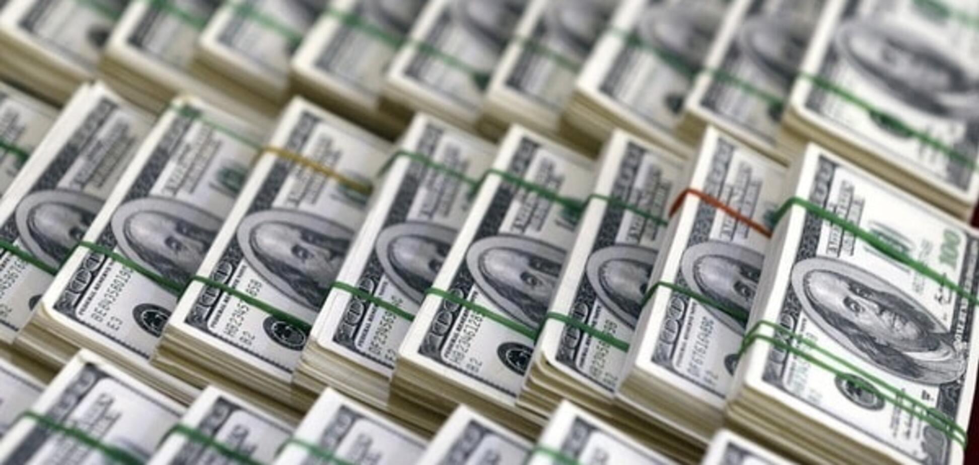 Зарплата в долларах