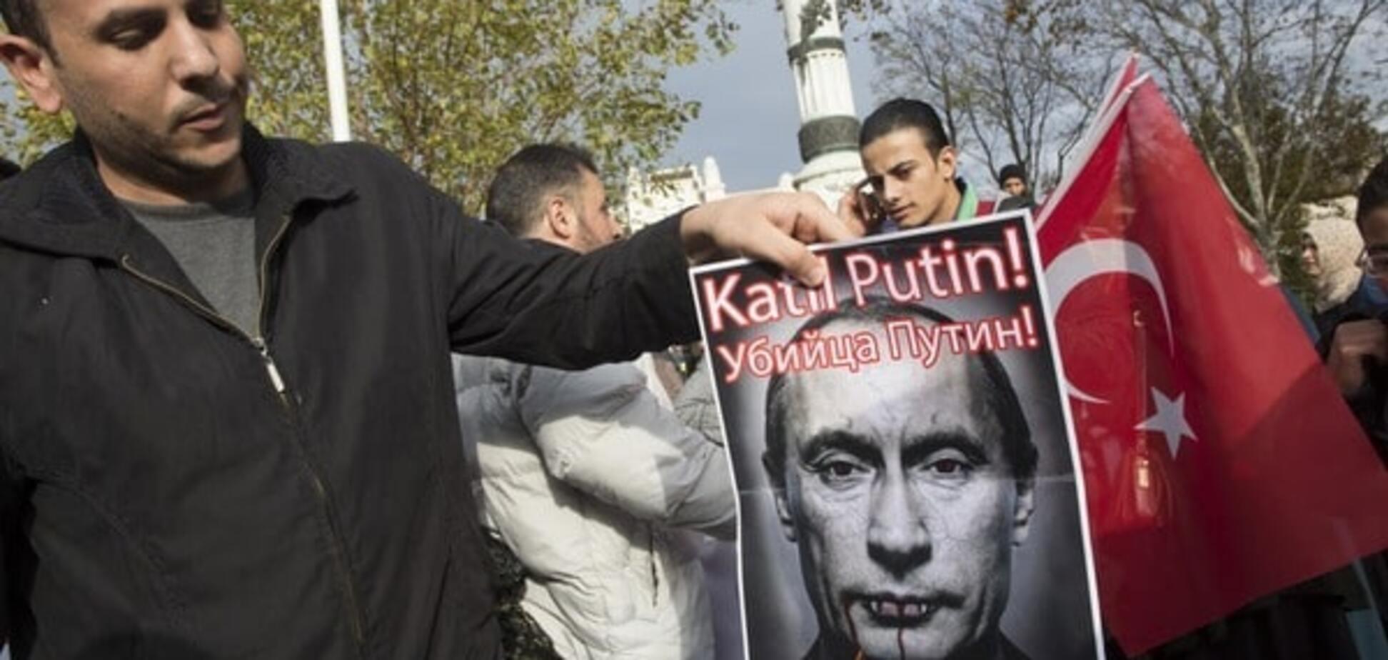 Турция молча получает удары от России – израильский политолог
