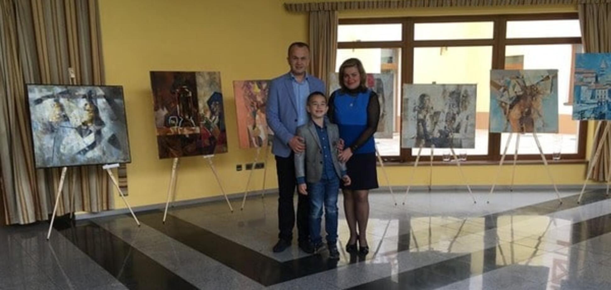 Оксана і Сергій Ліщишин