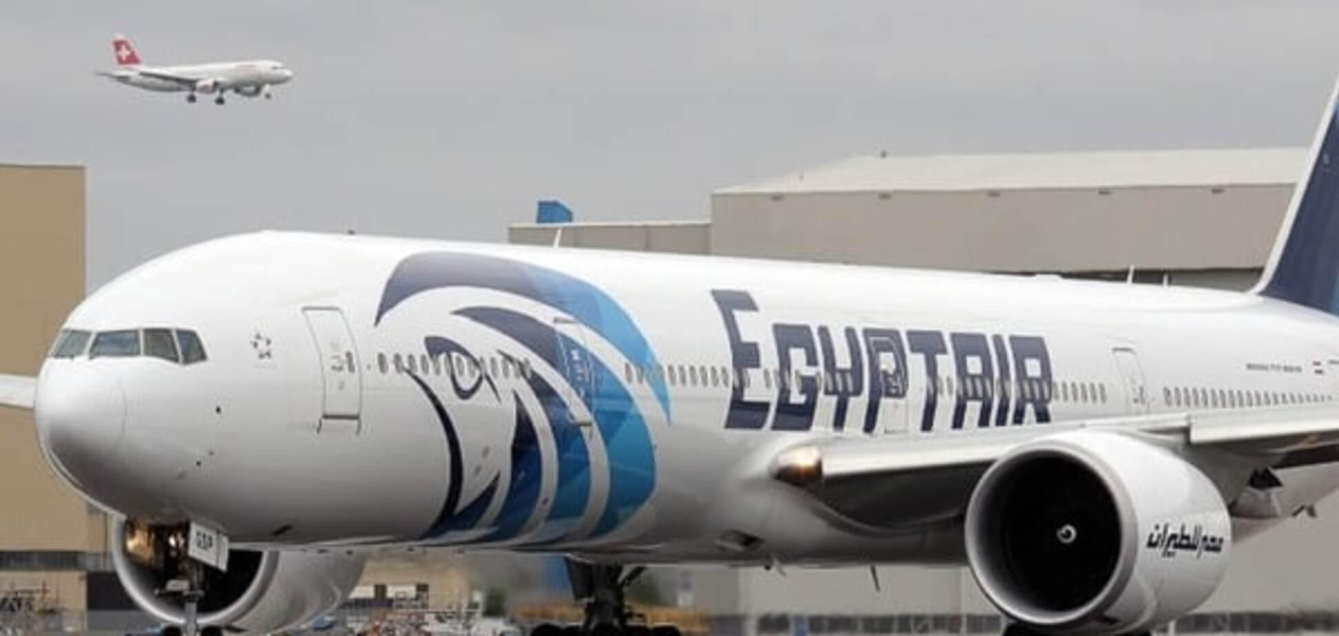 В Египте рассказали о маневрах EgyptAir перед крушением