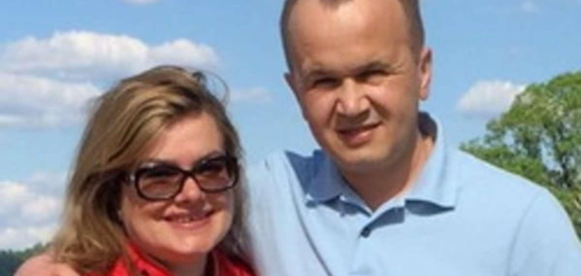 Сергій і Оксана Ліщишин