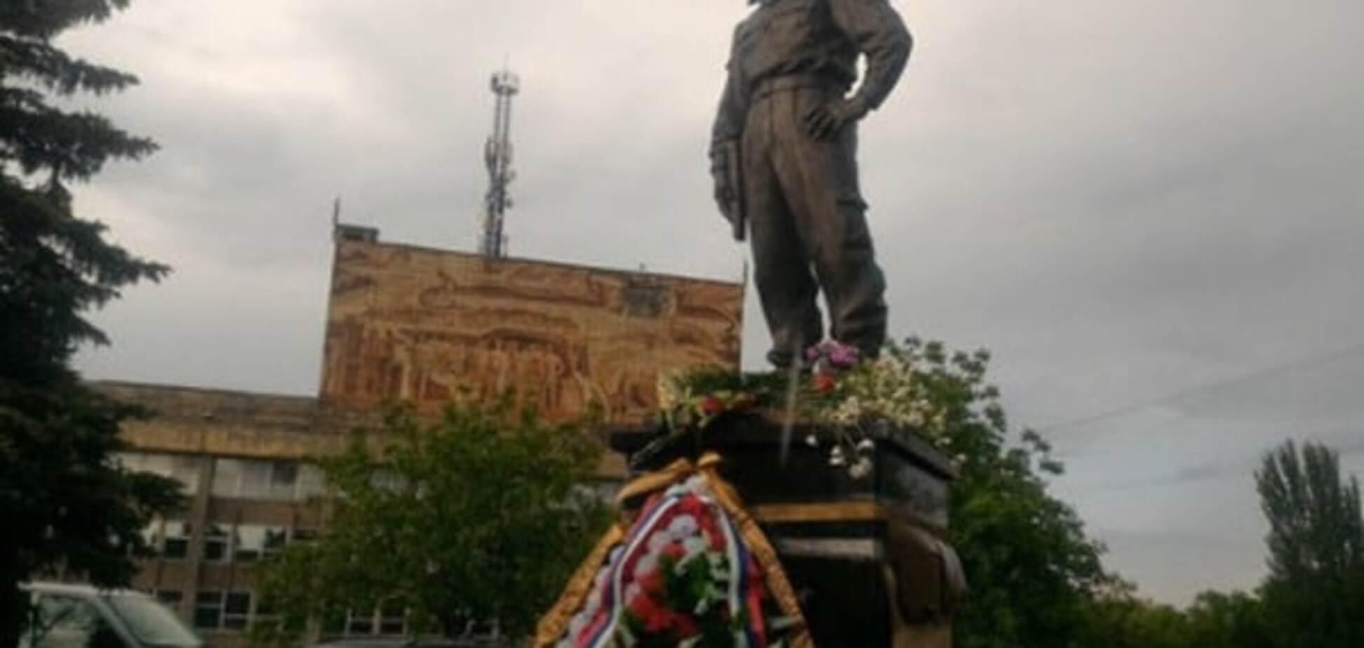Памятник Мозговому