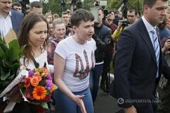 Вера и Надежда Савченко