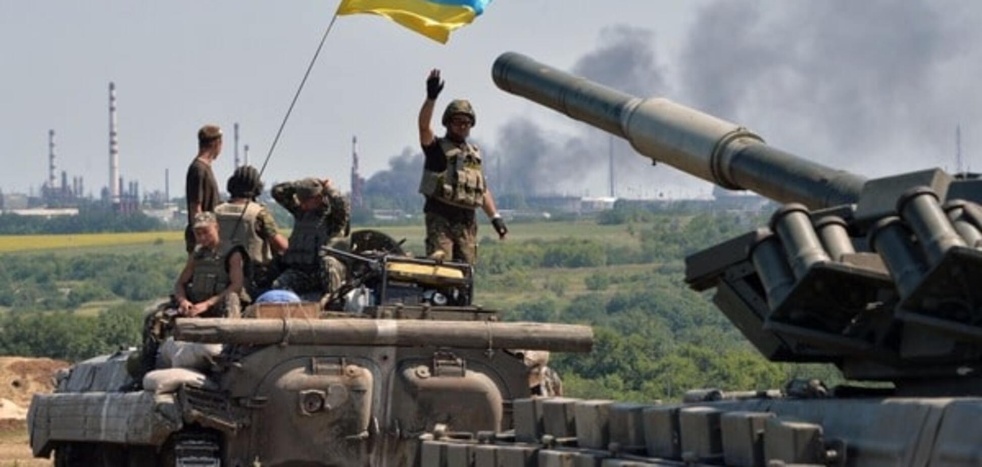 Террористы пошли на штурм: под Новотроицким состоялся серьезный бой