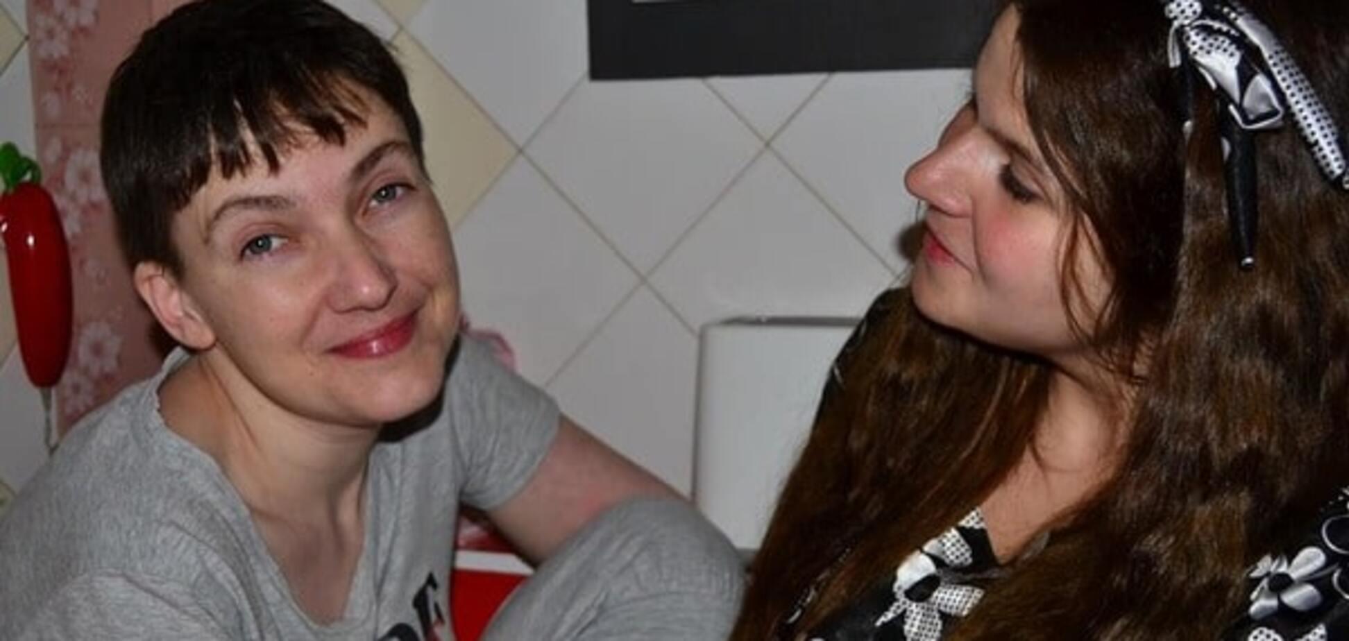Надежда Савченко, Ирина Юзык