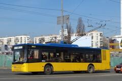День Києва, транспорт, рух